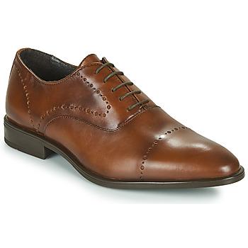 Shoes Men Brogue shoes André CLASSEL Brown