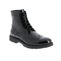 Shoes Men Mid boots André CAMPBELL Black