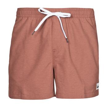 material Men Trunks / Swim shorts Quiksilver EVERYDAY VOLLEY 15 Terracotta