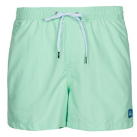 material Men Trunks / Swim shorts Quiksilver EVERYDAY VOLLEY 15 Turquoise