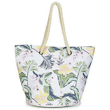 Bags Women Shopper bags Roxy SUNSEEKER White