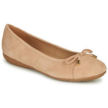 Shoes Women Ballerinas Geox D ANNYTAH Pink