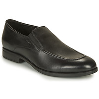 Shoes Men Loafers Geox U DOMENICO Black