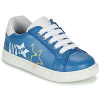 Shoes Boy Low top trainers GBB KARAKO Blue