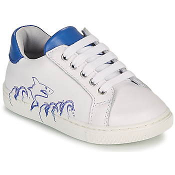 Shoes Boy Low top trainers GBB KARAKO White