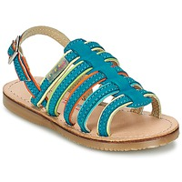 Shoes Girl Sandals Les Tropéziennes par M Belarbi MISS Blue