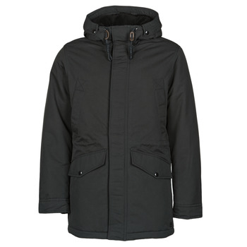 material Men Parkas Jack & Jones JJEWETLAND Black