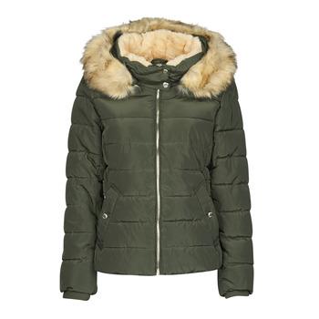 material Women Duffel coats Only ONLCAMILLA Kaki