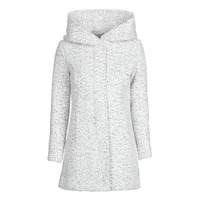 material Women coats Only ONLNEWSEDONA Ecru
