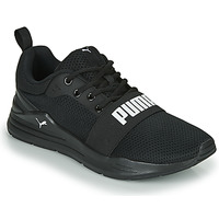 Shoes Men Low top trainers Puma PUMA WIRED RUN Black