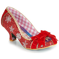 Shoes Women Court shoes Irregular Choice SNOW QUEEN Red