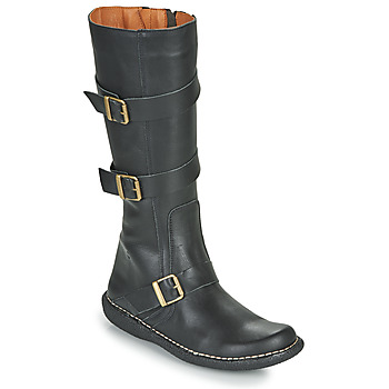 Shoes Women Boots Casual Attitude NIBOOT Black
