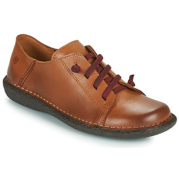 Shoes Women Derby shoes Casual Attitude NIPITE Camel
