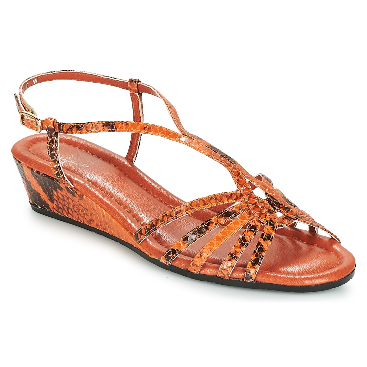Sandals Amalfi by Rangoni NAMIBIAPRT Orange