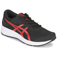 Shoes Men Running shoes Asics PATRIOT 12 Black / Red
