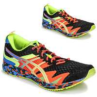 Shoes Men Running shoes Asics NOOSA TRI 12 Black / Multicolour