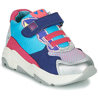Shoes Girl High top trainers Agatha Ruiz de la Prada BRAZIL Blue