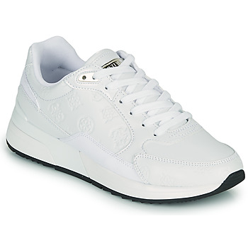 Shoes Women Low top trainers Guess MOXEA 2 White