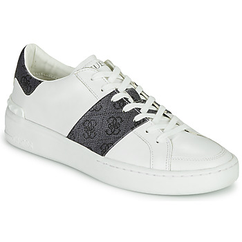Shoes Men Low top trainers Guess VERONA White