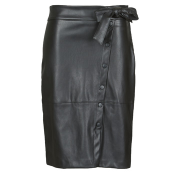 material Women Skirts Naf Naf  Black