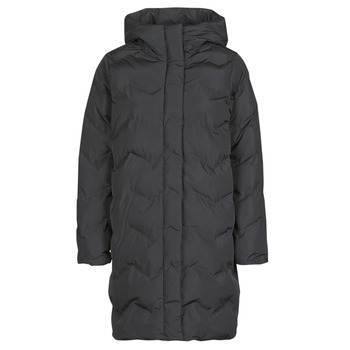 material Women Duffel coats Only ONLLUNA Black