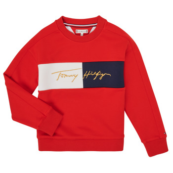 material Girl sweaters Tommy Hilfiger KG0KG05497-XNL-J Red