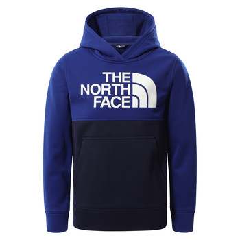 material Boy sweaters The North Face SURGENT BLOCK HOODIE Blue