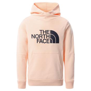 material Girl sweaters The North Face DREW PEAK HOODIE 2.0 Pink