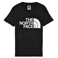 material Boy short-sleeved t-shirts The North Face EASY TEE Black