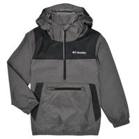 material Children Macs Columbia BLOOMINGPORT WINDBREAKER White / Black