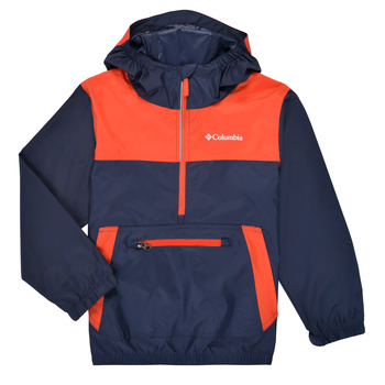 material Boy Macs Columbia BLOOMINGPORT WINDBREAKER Marine / Red