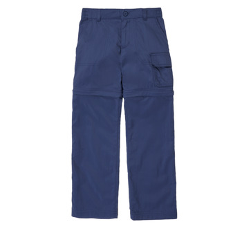 material Girl 5-pocket trousers Columbia SILVER RIDGE IV CONVTIBLE PANT Marine