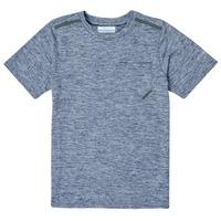 material Boy short-sleeved t-shirts Columbia TECH TREK Marine
