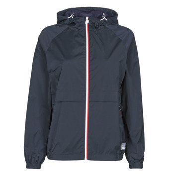 material Women Macs Superdry SPORTSTYLE CAGOULE Blue
