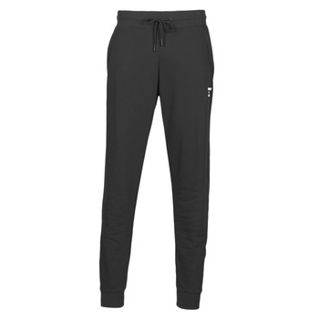 material Men Tracksuit bottoms Superdry TRAINING CORE SPORT JOGGER Black