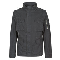 material Men Parkas Superdry CLASSIC ROOKIE JACKET Black