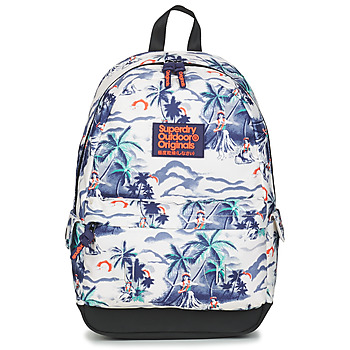 Bags Women Rucksacks Superdry HAWAIIN MONTANA Marine