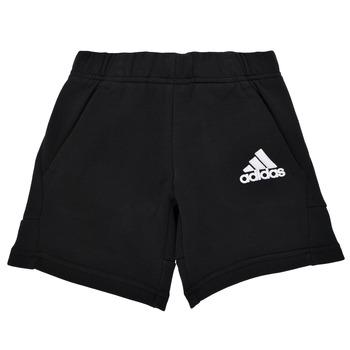 material Boy Shorts / Bermudas adidas Performance B BOS SHORT Black