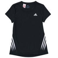 material Girl short-sleeved t-shirts adidas Performance G A.R. 3S TEE Black