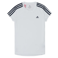 material Girl short-sleeved t-shirts adidas Performance G 3S T White