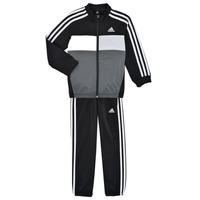 material Boy Tracksuits adidas Performance B TIBERIO TS Black / Grey
