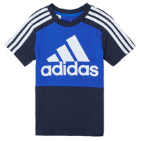 material Boy short-sleeved t-shirts adidas Performance B CB T Marine / Black