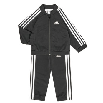 material Children Sets & Outfits adidas Performance 3S TS TRIC Black
