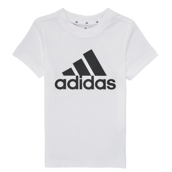 material Boy short-sleeved t-shirts adidas Performance B BL T White
