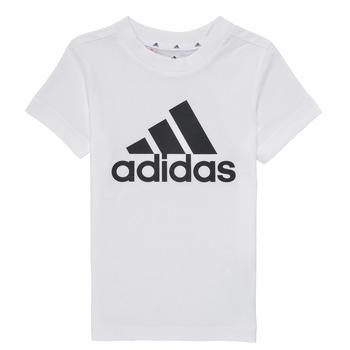 material Boy short-sleeved t-shirts adidas Performance B BL T White