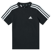 material Boy short-sleeved t-shirts adidas Performance B 3S T Black