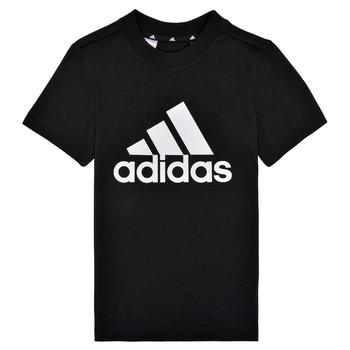 material Boy short-sleeved t-shirts adidas Performance B BL T Black