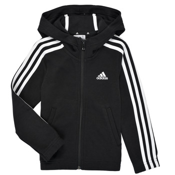 material Girl sweaters adidas Performance G 3S FZ HD Black