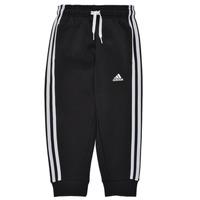 material Boy Tracksuit bottoms adidas Performance B 3S FL C PT Black