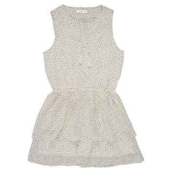 material Girl Short Dresses Deeluxe JESTA White